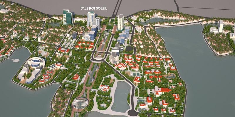 Lời giải nào cho căn hộ sở hữu lâu dài trên bán đảo Quảng An