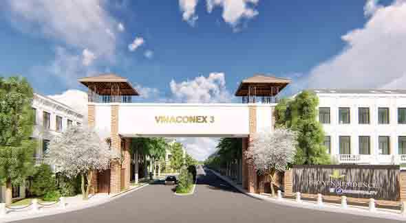 Bách Vượng Land ký kết hợp đồng phân phối dự án Phổ Yên Re Sidence với chủ đầu tư Vinaconex 3