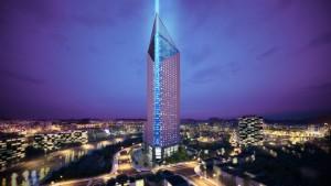 Tháp doanh nhân - Hà Đông